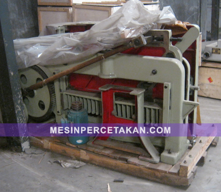 DQ 201 - Mesin pemotong kertas