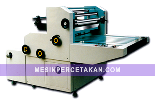 Mesin Laminating-Varnish Murah