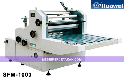Mesin Laminating SFM-1000