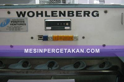 Wohlenberg 76 Panel
