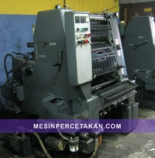 GTO-52 Heidelberg Kompac Dampening