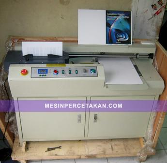mesin lem panas jilid buku harga murah