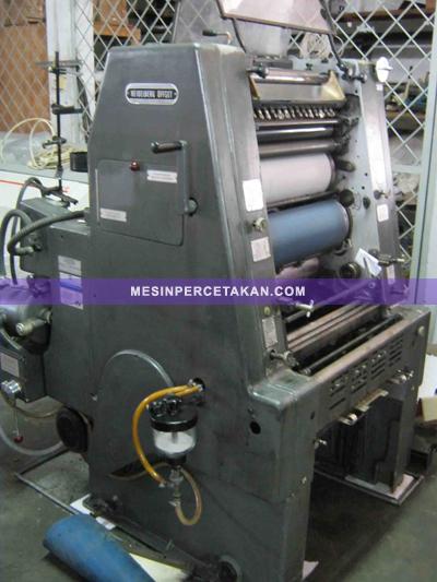 Heidelberg Printers Type